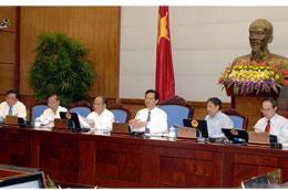 Tại hội nghị trực tuyến của Chính phủ, nhiều giải pháp nâng cao hiệu quả sử dụng vốn trong đầu tư xây dựng cơ bản đã được đề xuất.