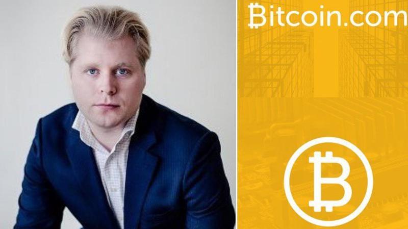 Emil Oldenburg - đồng sáng lập Bitcoin.com - Ảnh: Bitcoin.com.