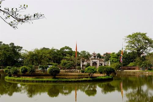 Công viên lịch sử - sinh thái - nhân văn Cổ Loa tới đây sẽ rộng khoảng 860 ha, thuộc địa bàn các xã Cổ Loa, Dục Tú, Việt Hùng, Uy Nỗ (huyện Đông Anh).
