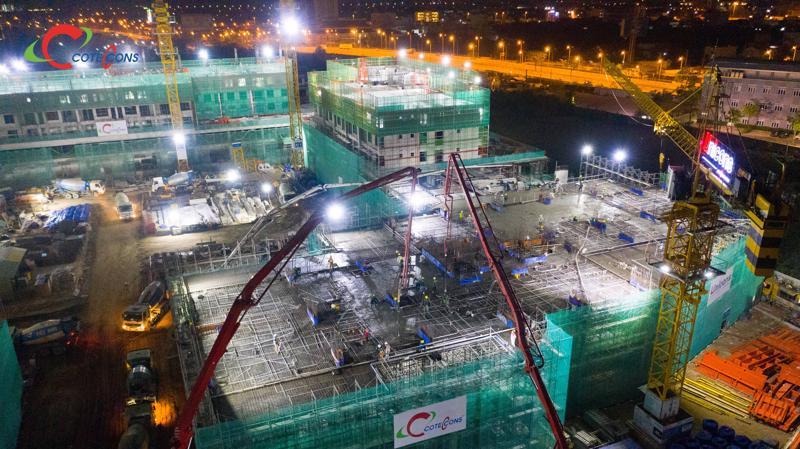 Coteccons đã hoàn tất cơ bản việc tái cơ cấu bộ máy nhân sự để ra khơi năm 2021.