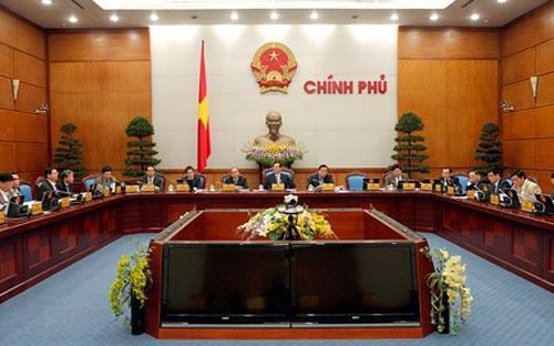 Phiên họp tháng 11/2013 của Chính phủ ngày 2/12 đã tập trung đánh giá kinh tế xã hội tháng 11 và 11 tháng của năm 2013 với nhiều tín hiệu lạc quan.<br>