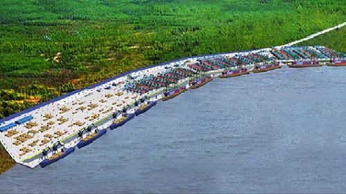 Cảng Phước An.