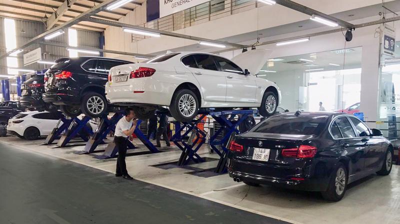 Chăm sóc khách hàng tốt nhất là một trong những mục tiêu chiến lược của Thaco và BMW Việt Nam.