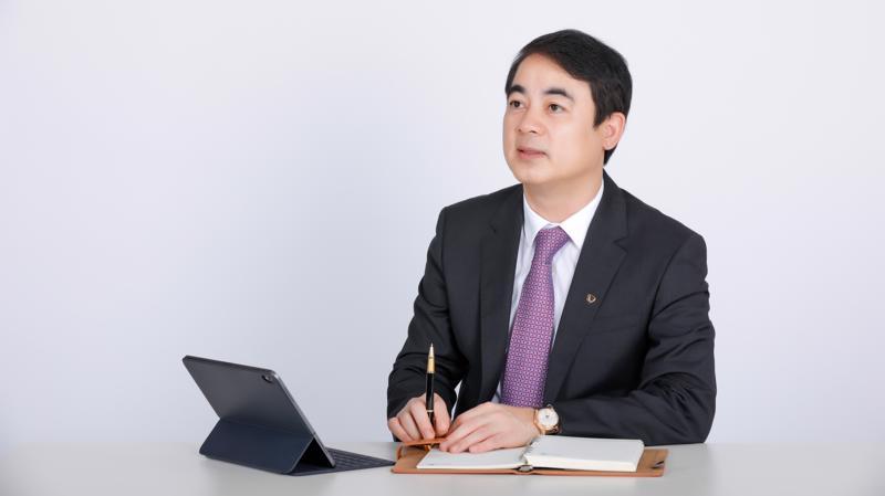 Ông Nghiêm Xuân Thành - Chủ tịch Hội đồng Quản trị Vietcombank.