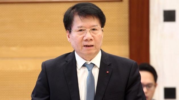 Thứ trưởng Bộ Y tế Trương Quốc Cường - Ảnh: VGP