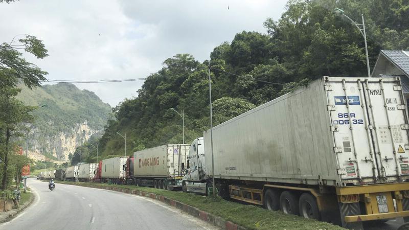 Trung Quốc đang tổ chức thực hiện các biện pháp kiểm soát hàng hóa từ Việt Nam xuất khẩu sang với yêu cầu nghiêm ngặt hơn.