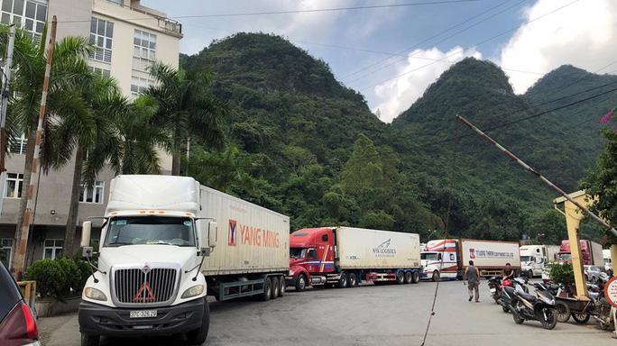 Biện pháp trên sẽ được áp dụng cho các phương tiện, người điều khiển phương tiện và hàng hóa của Trung Quốc.