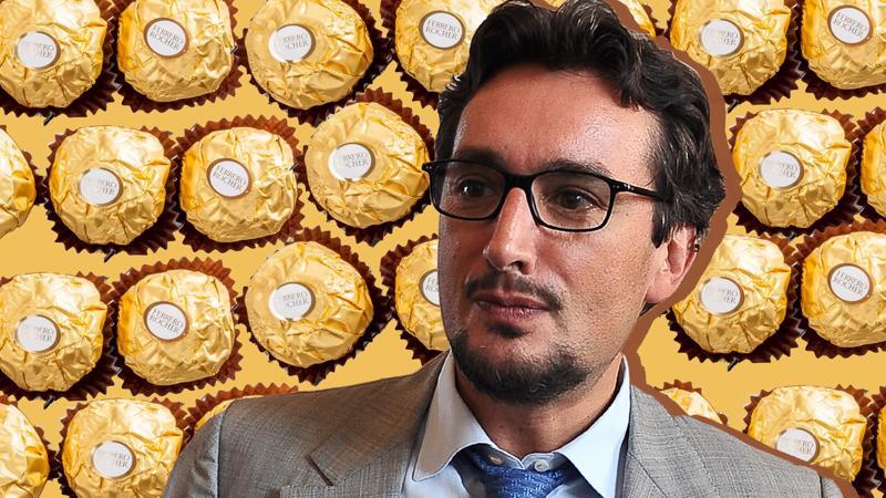 Tỷ phú Giovanni Ferrero - Ảnh: Getty Images.