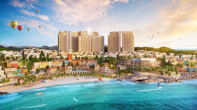 Sun Grand City Hillside Residence tọa lạc tại vị trí đắc địa, đem đến tầm nhìn vô giá cho chủ nhân các căn hộ.