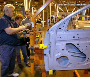 Công nghiệp ôtô Mỹ đang ở trong một giai đoạn rất khó khăn.