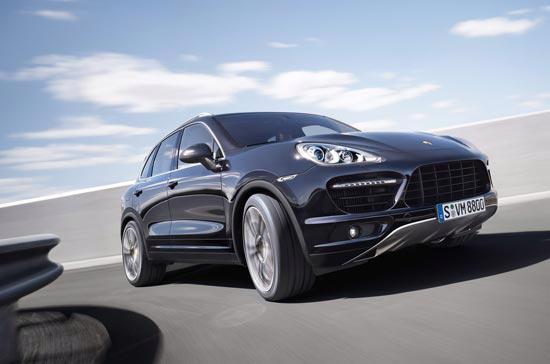 Bảng giá mới đã được cập nhật mức giá chi tiết mẫu xe Cayenne sắp được tung ra thị trường.