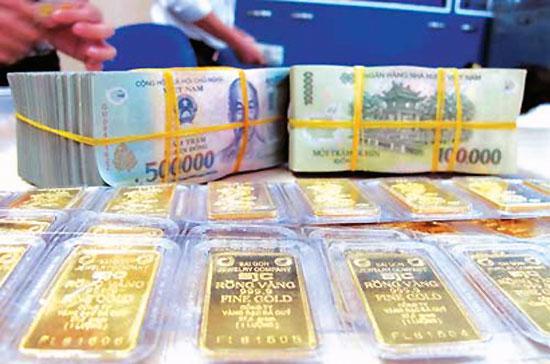 Các tổ chức tín dụng phải chịu trách nhiệm trước Thống đốc nếu cho vay vốn để thực hiện các hoạt động đầu cơ vàng, gây rối loạn thị trường vàng, ngoại hối.