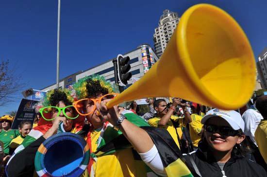 Nam Phi đang sôi sục trước giờ G - Ảnh: Getty.