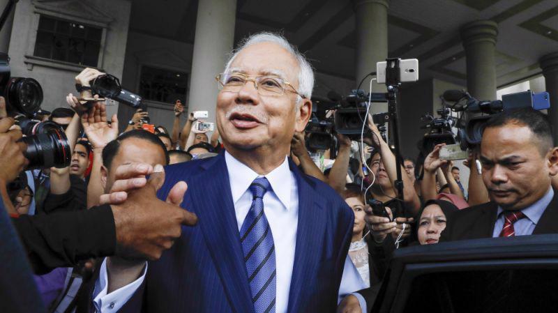 Cựu Thủ tướng Malaysia Najib Razak - Ảnh: Getty Images.