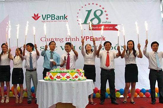 Sự kiện này được VPBank tổ chức từ đầu tháng 7 và trải rộng trên toàn hệ thống.