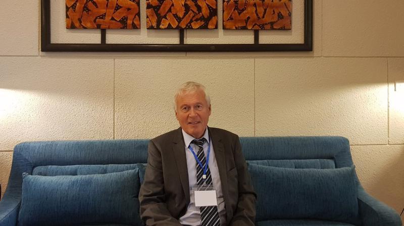 Ông Egil Rensvik, giám đốc dự án của Công ty Network LNG Norway.