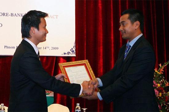 Sau khi nhận giấy phép hoạt động chính thức, dự kiến những dịch vụ bảo hiểm đầu tiên CVI sẽ cấp là bảo hiểm cho tòa nhà trụ sở Canadia Bank, Hãng hàng không Quốc gia Campuchia – Cambodia Angkor Air, Metfone…