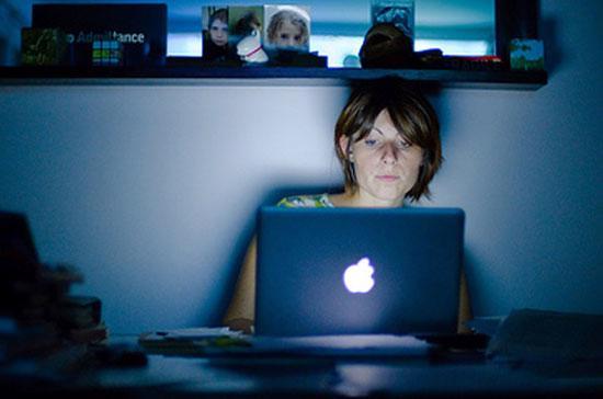 Sự phát triển của Internet ngày càng dựa nhiều vào đối tượng người dùng nữ.