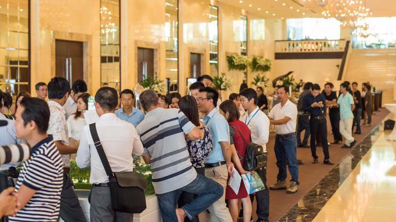 Hàng trăm nhà đầu tư đăng ký nguyện vọng mua tại dự án Dragon Fairy.