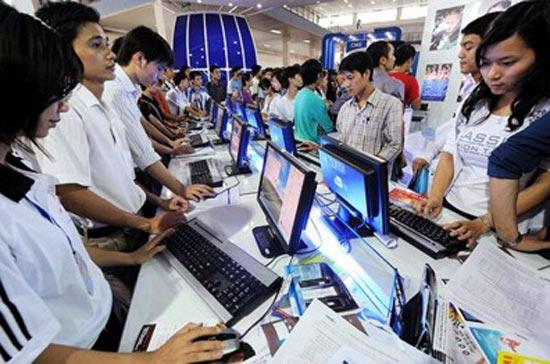 Tốc độ truy cập Internet của Việt Nam hiện đạt tới 374 kilobyte/giây, nhanh nhất khu vực Đông Nam Á.