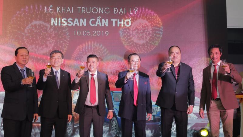 Nissan Việt Nam đang tiếp tục khẳng định quyết tâm phát triển hơn nữa tại thị trường Việt Nam.