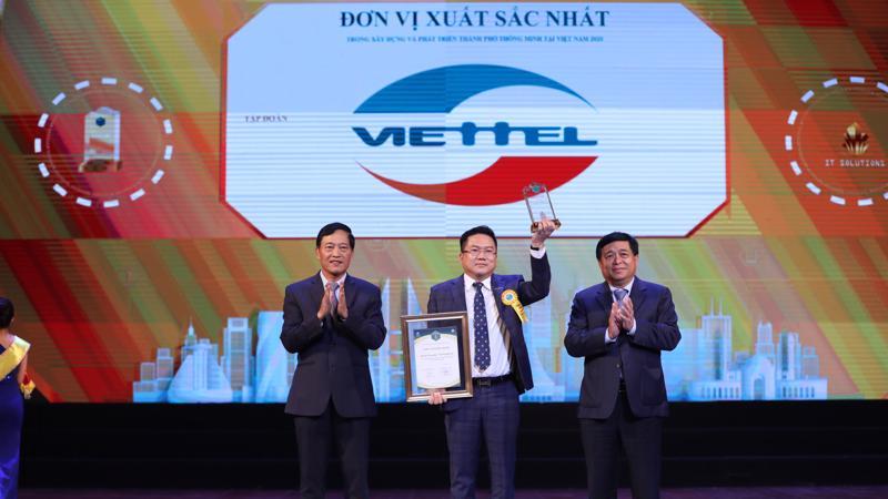 Giải thưởng (Vietnam Smart City Award) được tổ chức lần đầu tiên tại Việt Nam.