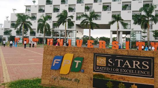 Đại học FPT cơ sở Hòa Lạc.
