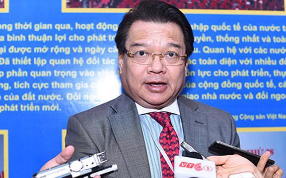 Đại sứ Việt Nam tại Philippines Trương Triều Dương - Ảnh: CTV.<br>