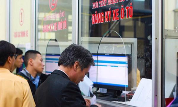 Với thủ tục cấp lại Giấy chứng nhận đăng ký, biển số xe máy chuyên dùng  bị mất, bỏ các thông tin liên quan đến cá nhân công dân và bổ sung số  định danh cá nhân vào mẫu đơn.