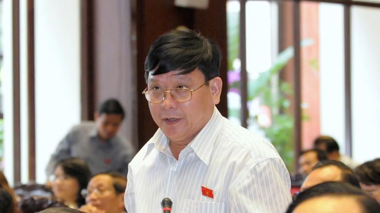 Thiếu tướng Đặng Ngọc Nghĩa, Uỷ viên thường trực Uỷ ban Quốc phòng – An ninh của Quốc hội.