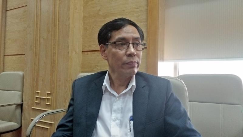 Ông Đặng Quang Tấn, Phó Cục trưởng Cục Y tế dự phòng (Bộ Y tế). Ảnh - Dương Nhật.