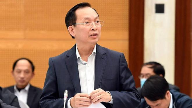 Phó Thống đốc Đào Minh Tú