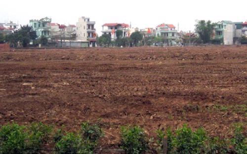 Lãnh đạo Hà Nội nhận định, tình trạng chậm tiến độ, sai phạm về đất đai trong năm 2013 sẽ còn diễn biến phức tạp.<br>