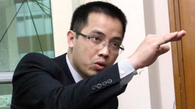 Ông Đậu Anh Tuấn, Trưởng ban Pháp chế, Phòng Thương mại và Công nghiệp Việt Nam.