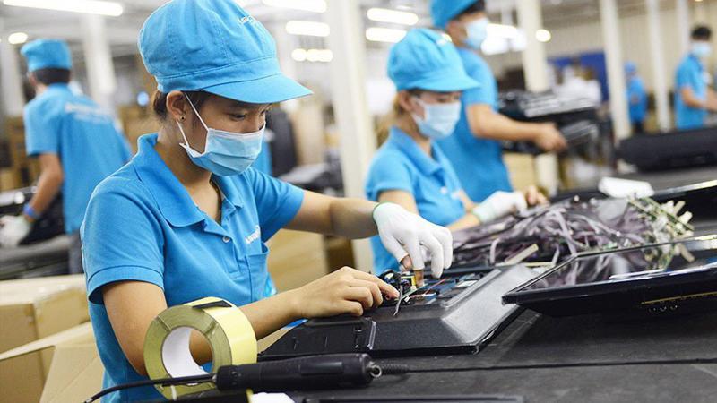 Vốn đầu tư nước ngoài vào Việt Nam giảm so với cùng kỳ năm ngoái - Ảnh minh hoạ.