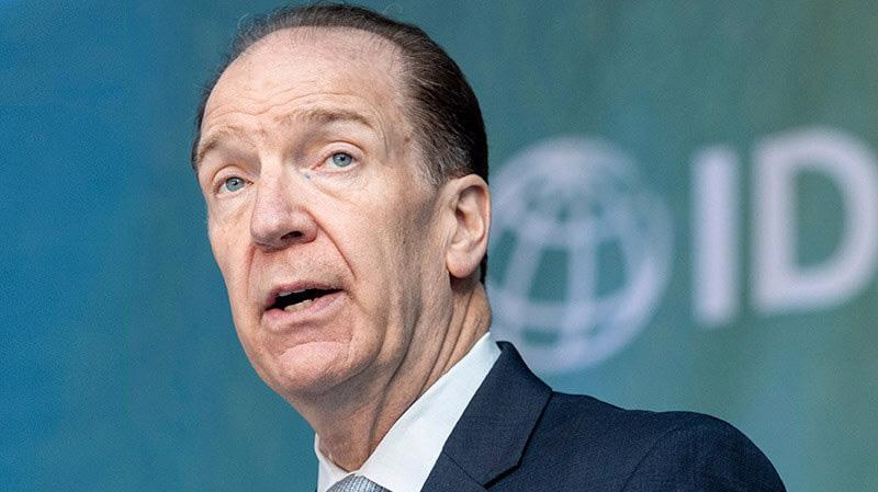 Ông David Malpass, Chủ tịch của Ngân hàng Thế giới - Ảnh: Getty Images