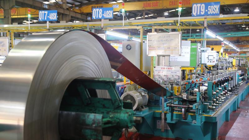 Với sự tăng trưởng mạnh mẽ cả về lượng và chất, Inox Hoàng Vũ hiện là một trong những doanh nghiệp hàng đầu trong nền sản xuất ống hộp Inox tại Việt Nam.