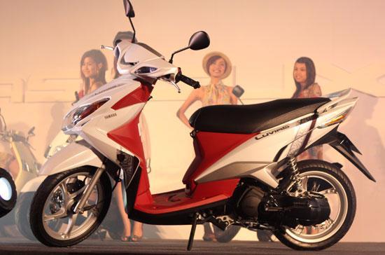 Luvias có thể sẽ là mẫu xe mà Yamaha tập trung phát triển vào thời gian tới - Ảnh: Bobi.