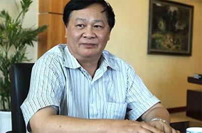 Ông Trần Quang Vũ, nguyên Tổng giám đốc điều hành Vinashin.