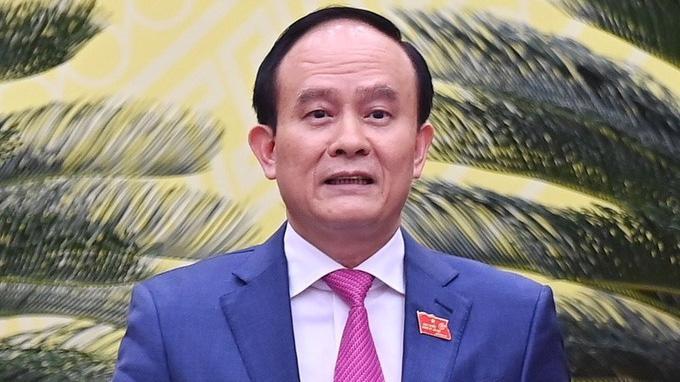 Tân Chủ tịch Hội đồng nhân dân thành phố Hà Nội Nguyễn Ngọc Tuấn.