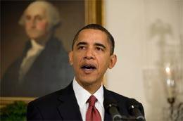Tuần trước, Tổng thống Mỹ Barack Obama cho biết, chính quyền của ông đang xem xét một số lựa chọn để thúc đẩy tăng trưởng kinh tế và chống lạm phát - Ảnh: Getty Images.