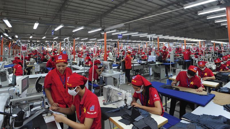 Ngành dệt may đặt mục tiêu xuất khẩu 55 tỷ USD năm 2025