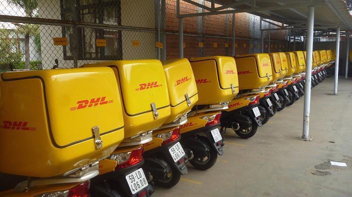 Dịch vụ giao nhận hàng hoá phát triển rất nhanh để đáp ứng nhu cầu thương mại điện tử.