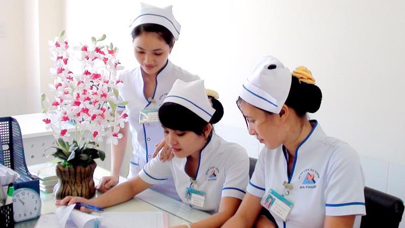 Nhật Bản đang có nhu cầu nhân lực lớn trong ngành điều dưỡng, hộ lý. Ảnh minh họa.