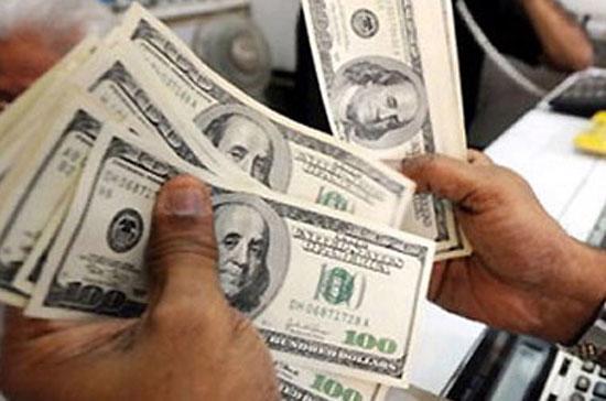 Tỷ giá USD thị trường tự do cũng giảm nhanh về 21.500 đồng.
