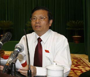 Theo dự kiến, Bộ trưởng Lê Doãn Hợp sẽ trả lời chất vấn trước Ủy ban Thường vụ Quốc hội.