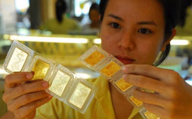 Sản xuất vàng miếng nằm trong danh mục 20 loại hàng hóa, dịch vụ do Nhà nước độc quyền.<br>