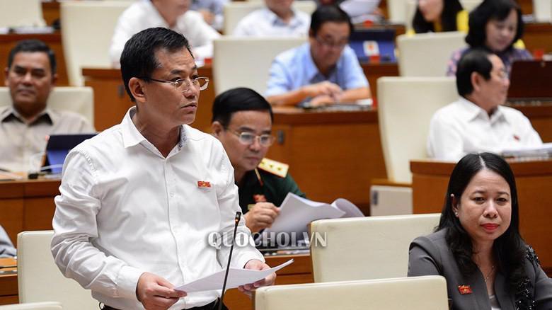Đại biểu Đôn Tuấn Phong lo ngại về an toàn hàng không
