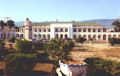 Tòa nhà Chính phủ ở Dili của Đông Timor.