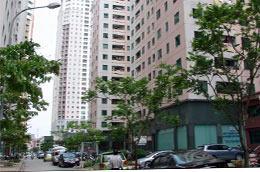 Khu đô thị Trung Hòa - Nhân Chính, công trình do Vinaconex đầu tư.